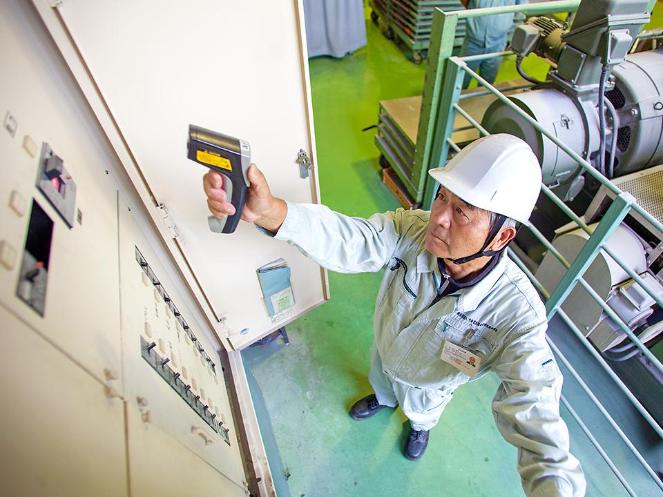 技術者インタビュー|一般社団法人 中央電気保安管理技術者協会 採用情報